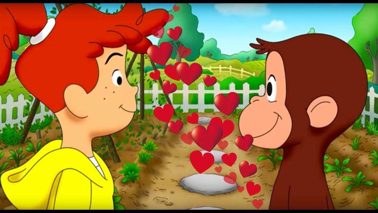 Download San Valentin ❤️Jorge El Curioso En Español ❤️Mono con Amor