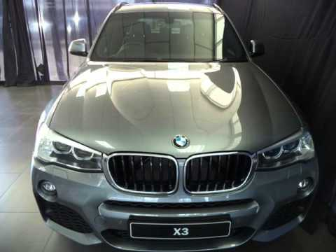 2015 bmw x3 x3 xdrive 20d sav auto for sale on auto trader south africa youtube. Black Bedroom Furniture Sets. Home Design Ideas