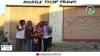 | MOBILE THEIF PRANK | By Rizwan Ahmed Sanata In | P4 Pakao | 2018