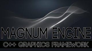 Gambar cover Magnum Engine -- C++ Game Framework