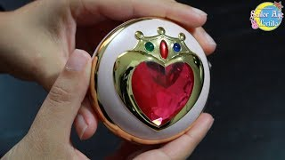Sailor Moon Proplica: Chibi Moon Prism Heart Compact Review