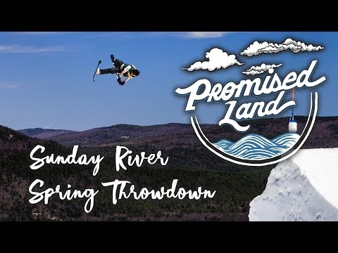 Promised Land: Sunday River Spring Throwdown