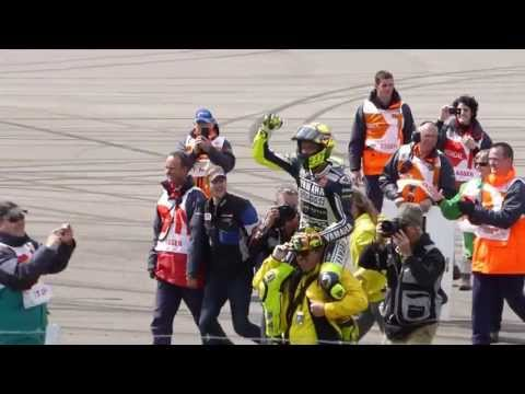 MotoGP Assen 2013 - Valentino Rossi #46 Travel Video