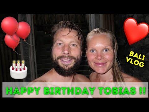 TOBIAS BIRTHDAY IN BALI VLOG (TEATED LIKE A KING!)