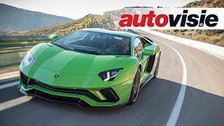 Eerste testnotities: Lamborghini Aventador S (2017)