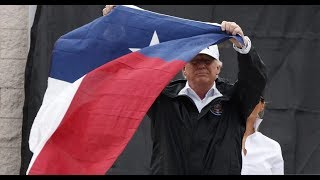 2017-08-30-22-00.Lunatic-Trump-Praises-Crowd-Size-at-Hurricane-Relief-Event