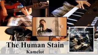 The Human Stain - Kamelot | One Man Band Cover by Victor Borba