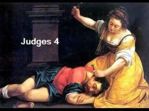Judges 4 (with text - press on more info. of video on the side)