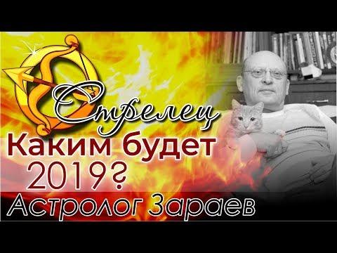 СТРЕЛЕЦ I Гороскоп на 2019 год от Александра Зараева