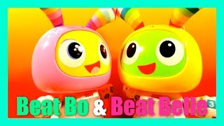 Fisher Price Bright Beats Belle and Bo Singing Dance Off - Bright Beats Record Repeat