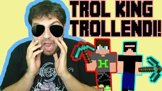 TROL KİNG TROLLENDİ !!! Minecraft Master Builder - Hız Botu,Dondurma,Jack Sparrow Yapımı