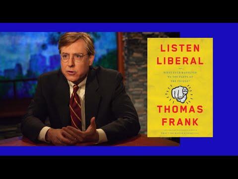 Thomas Frank on Citizens Band Radio | May 2016