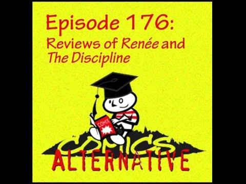 Episode 176 - The Comics Alternative