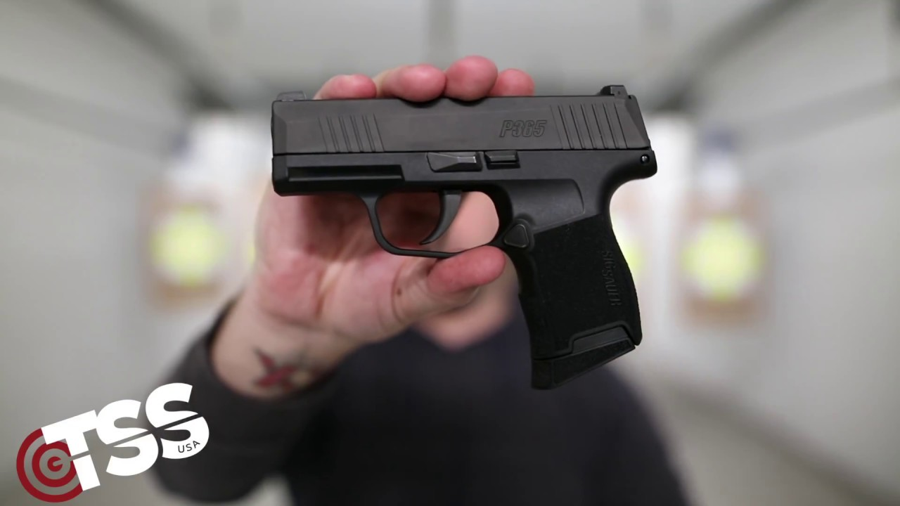 SIG P365 - ITS A PIECE OF S**T!