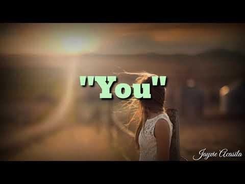 You by Basil Valdez   Lyrics