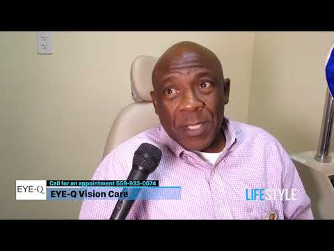 Vince Wesson Discusses Cataracts Surgery