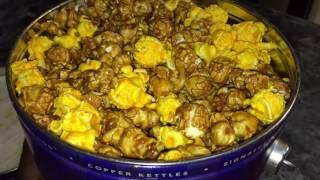 Garrett Popcorn Review