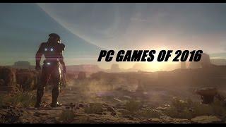 [Trailer] Les meilleurs jeux PC de 2016