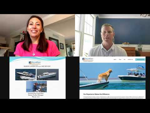 Boat Financing during COVID-19: Laurie Kiser with Ocean Point Marine Lending