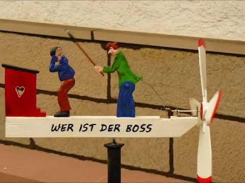 wer ist der boss