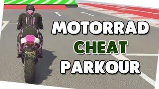 MOTORRAD CHEAT PARKOUR 🍟 Parkour + Download 🍟 GTA V Custom Map #520