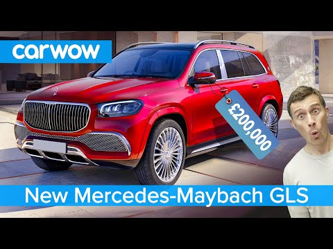 Mercedes-Maybach GLS  2020 – see why it's the German Rolls-Royce Cullinan!