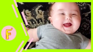 Can You Say CUTEST EVER! 😍  | Cute Baby Funny Moments | 2021