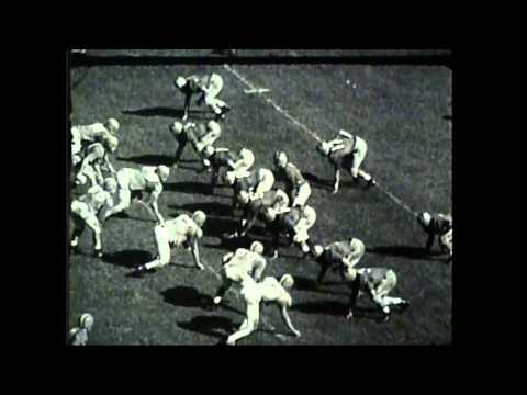 1954 Texas at Notre Dame