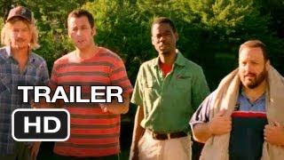 Grown Ups 2 TRAILER (2013) - Adam Sandler Movie HD