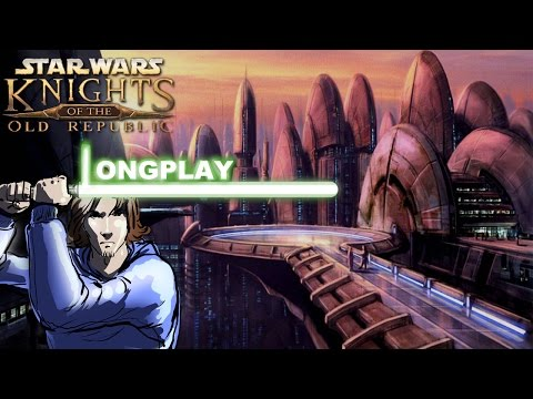 Darth Matty Conquers TARIS - Star Wars: Knights Of The Old Republic Longplay