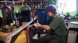 Odcinek 6 - Butelkowanie Wina (Domowe Winiarstwo)
