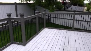 Deck And Fence Painting