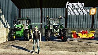 FARMING SIMULATOR 19 #1 - MAPPA CON FABBRICHE E MULTIFRUIT - NORDFRIESISCHE MARSCH GAMEPLAY ITA
