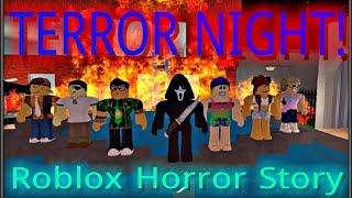 Terror Night! (Roblox Horror Movie)