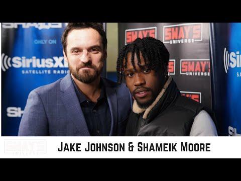 Shameik Moore and Jake Johnson Talk 'Spider-Man: Into the Spider-Verse'