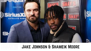 Shameik Moore and Jake Johnson Talk 'Spider-Man: Into the Spider-Verse' | Sway's Universe