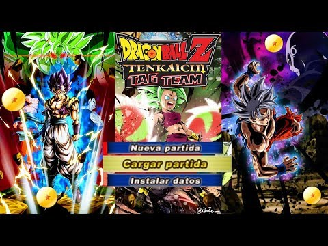 New DBZ TTT Mods FULL CANNON Actualizada DB Legends Graphics Style + Epic Attacks DOWNLOAD - 동영상