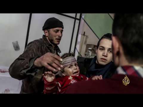 الحصاد- سوريا.. نموذج غروزني بالغوطة  - نشر قبل 6 ساعة
