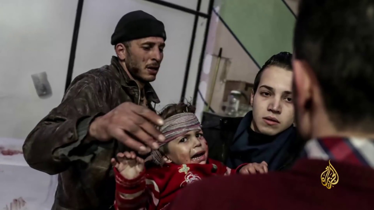 الجزيرة:الحصاد- سوريا.. نموذج غروزني بالغوطة