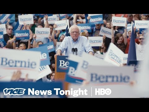 Bernie Campaign & China's Vanishing People: VICE News Tonight Full Episode