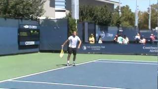 Mikhail Youzhny Tennis Smash