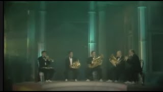 Toccata and Fugue in D Minor - Canadian Brass - 1991