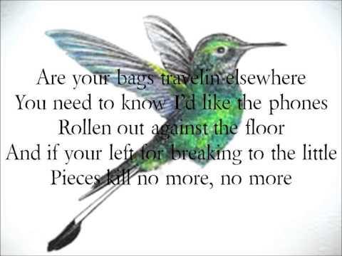 Wild Child- Crazy Bird Lyrics