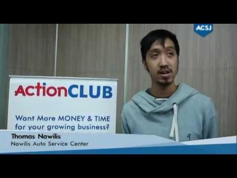 Testimonial ActionCOACH South Jakarta - Thomas Nawilis, Nawilis Auto Service Center -