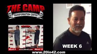 Long Beach Fitness 12 Week Challenge Results - Eric Gallardo