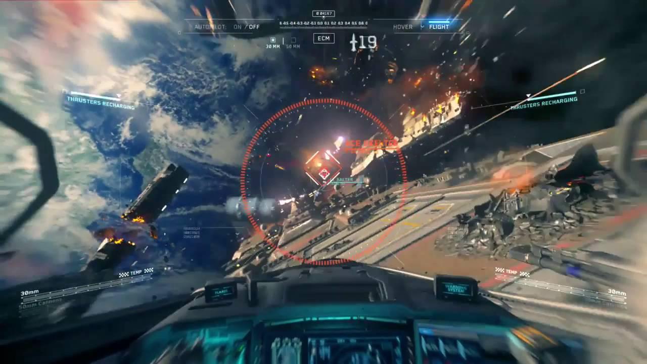 Call of duty infinite warfare ship assault campaign gameplay thoughts youtube - Infinite warfare ship assault ...