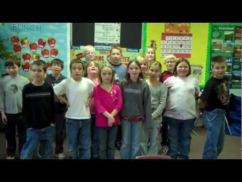 Adamu Visits Shell Rock Elementary School in Iowa