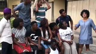 Watch as Helen Paul illustrated Able God and he said no more insufficient death