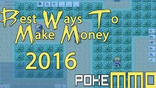 Pokemmo Best ways to make money 2016