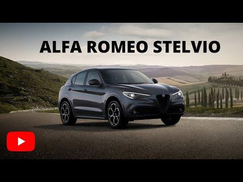 Renting Alfa Romeo Stelvio Asientos